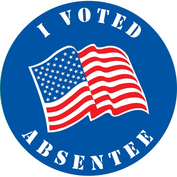 If you want to vote in your home state you will need to request an absentee or mail-in ballot.