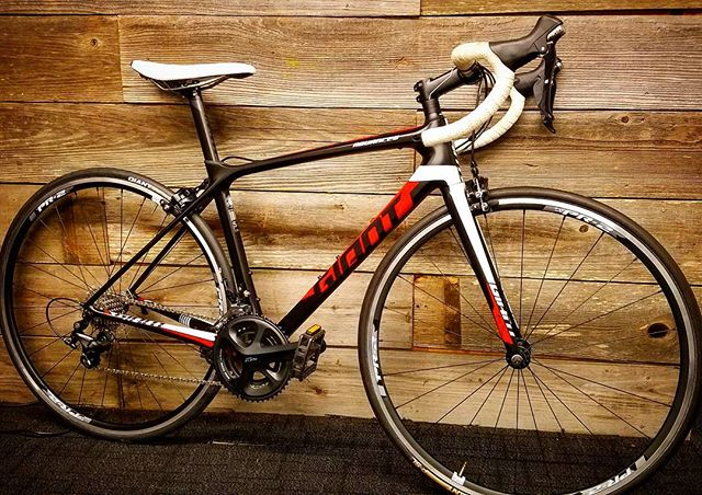 This is a 2016 Giant TCR Advanced 2, size small, that must go. Was $2000. Can't even post how low we'll let it go. To friends of the shop, perhaps even lower. Come get it!