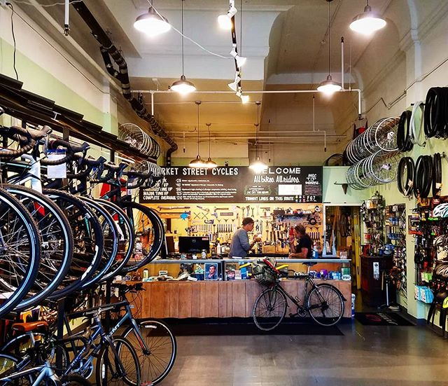 Hey Riders, we are finally back in our regular spot after the emergency construction and will be building inventory back up rapidly. If you need anything, please come and see us, we can use the business and as usual we got love for you! See you soon. 🤙