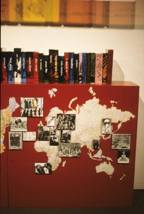 "Right Section Detail, Era After Era, Karen Atkinson, 'Unknown Secrets: Art and the Rosenberg Era"""