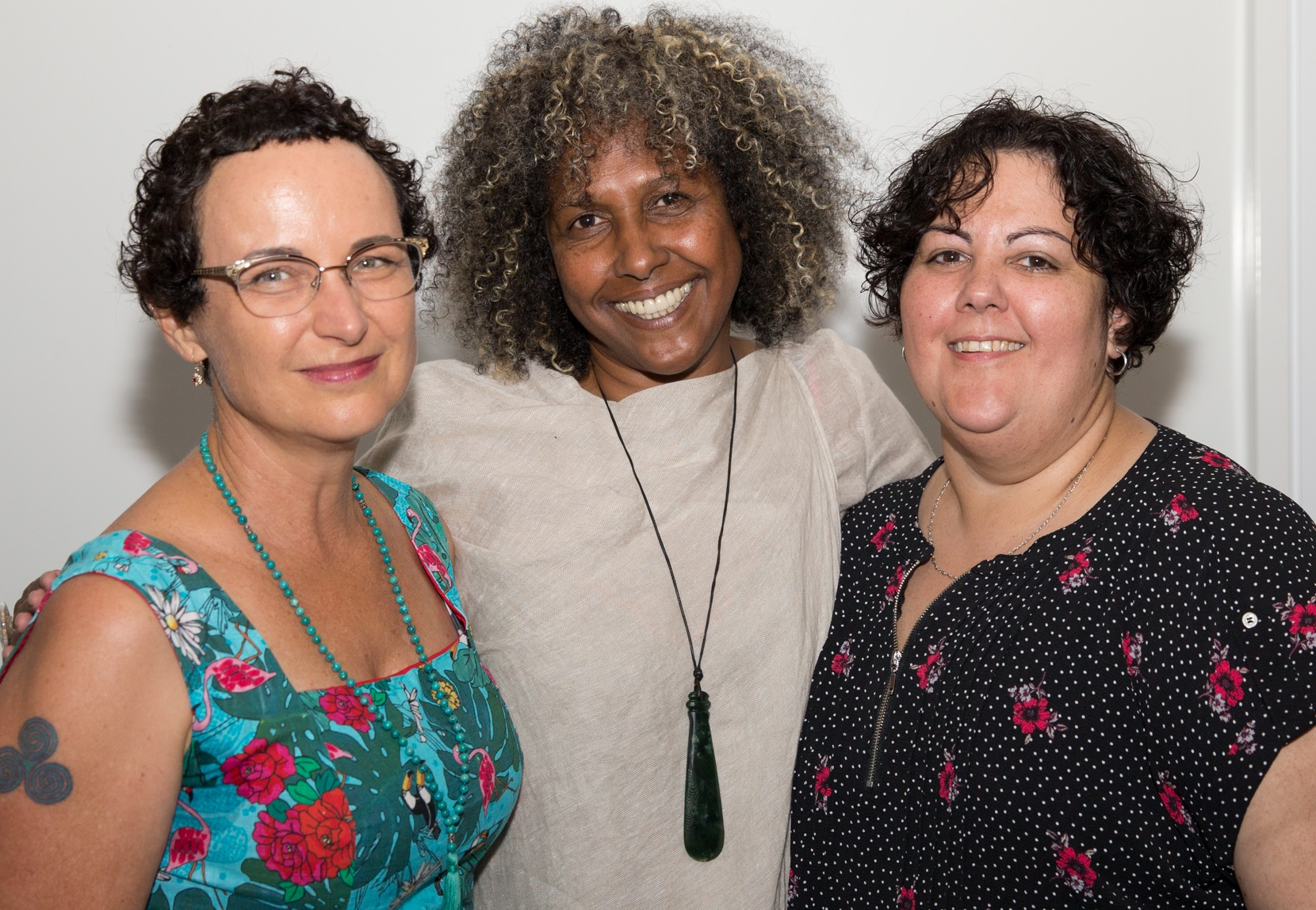 Lois Randall, Sue McPherson and Dena Curtis, Photos supplied by Magpie Pictures.