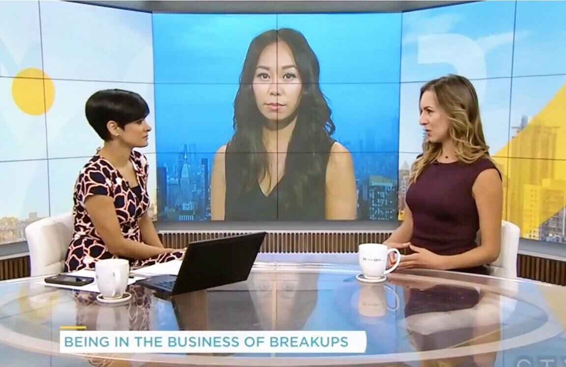 Natalia Juarez, Breakup & Divorce Coach on CTV