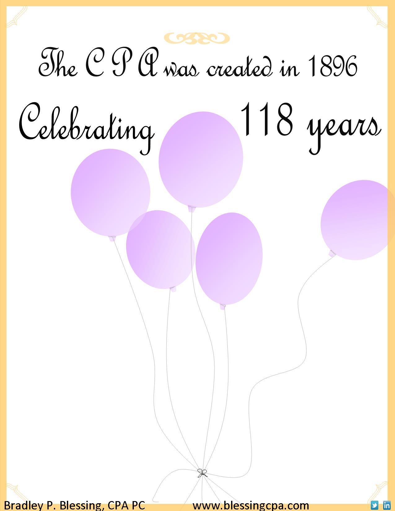 Celebrating 118 years