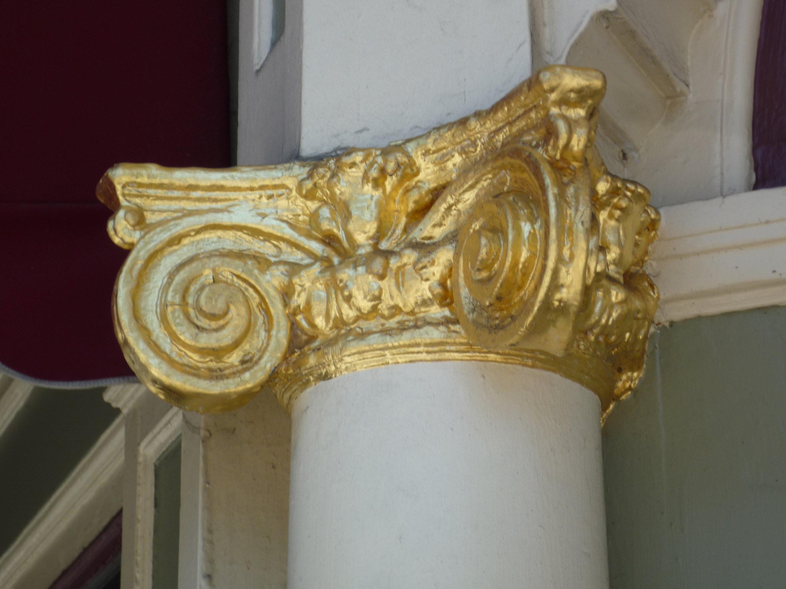 GILDING-gilded-corinthian-capital-chloe-cafe_4747639490_o.jpg