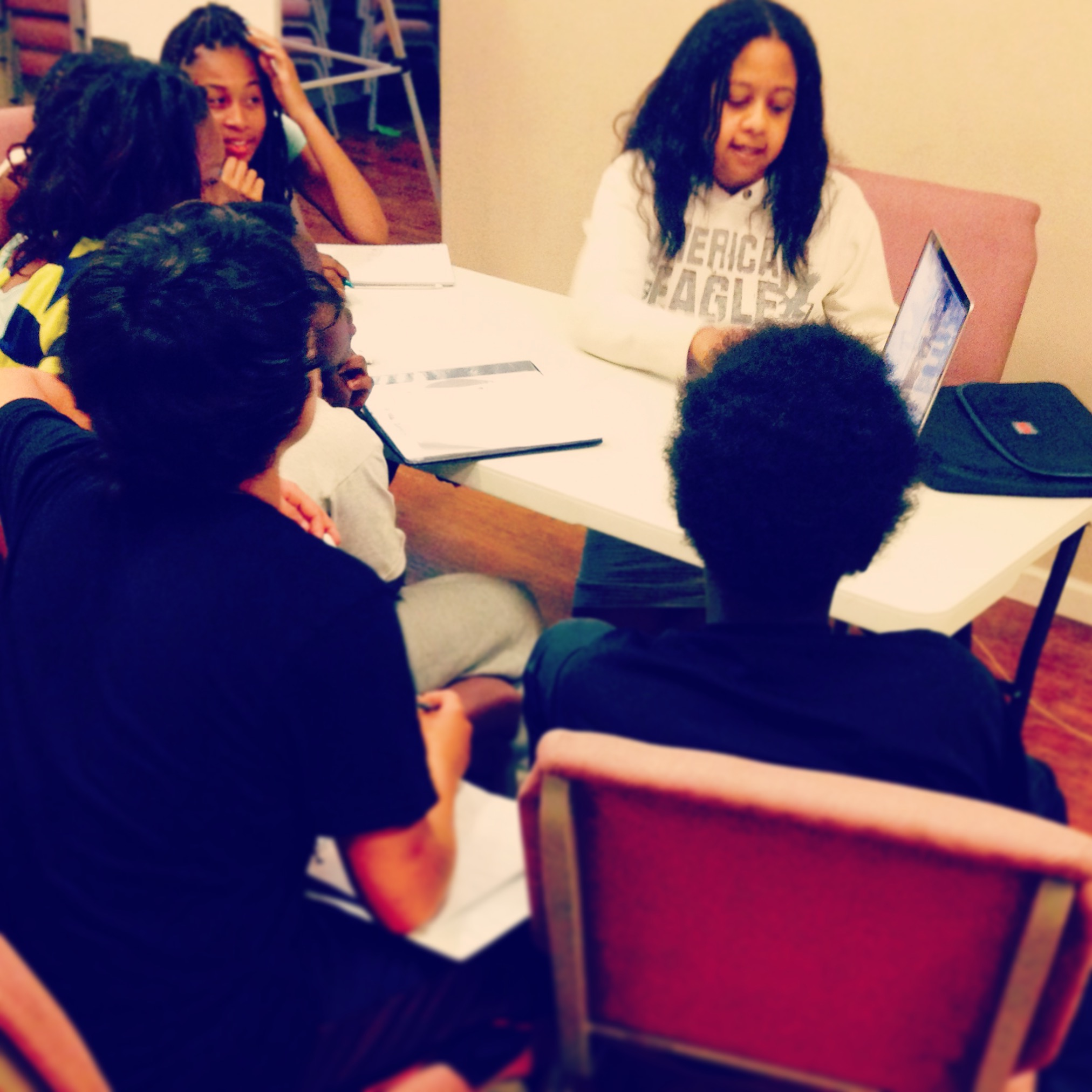 Creative Writing/ Student Scriptwriting with Shanna Byrd