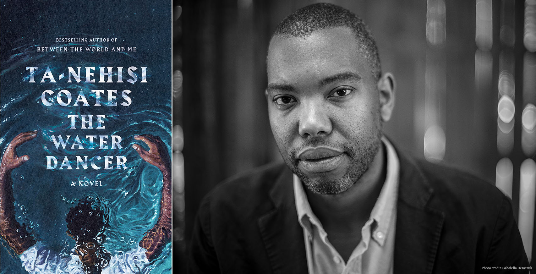 The Water Dancer by Ta-Nehisi Coates.  I've always loved Ta-Nehisi Coates' writing and lyricism, and I am enraptured by this narrative from the first sentence. As expected the story has many parallels with the present day of Black people in America.