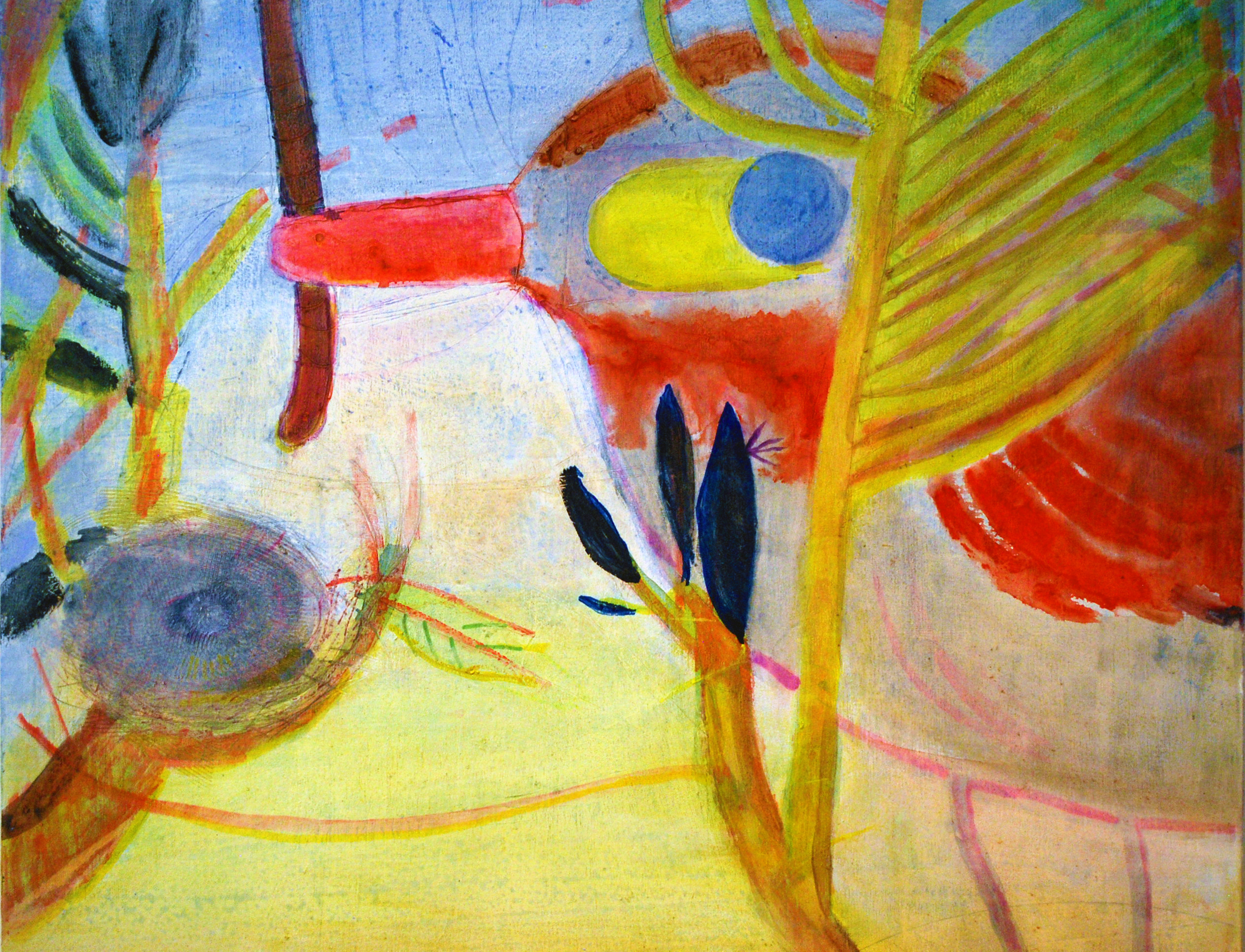 Detail of A Worm's Reckoning
