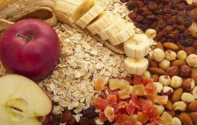 Eat more fiber - Fiber will make you feel full, which should help you cut down on the amount of food you're eating. However, not all fiber is the same. The most viscous fibers bind with water and form a type of gel that sits at the bottom of your gut. This slows down the passage of food through the digestive system, leaving you with a feeling of fullness and a reduced appetite.There are also fiber supplements you can take.