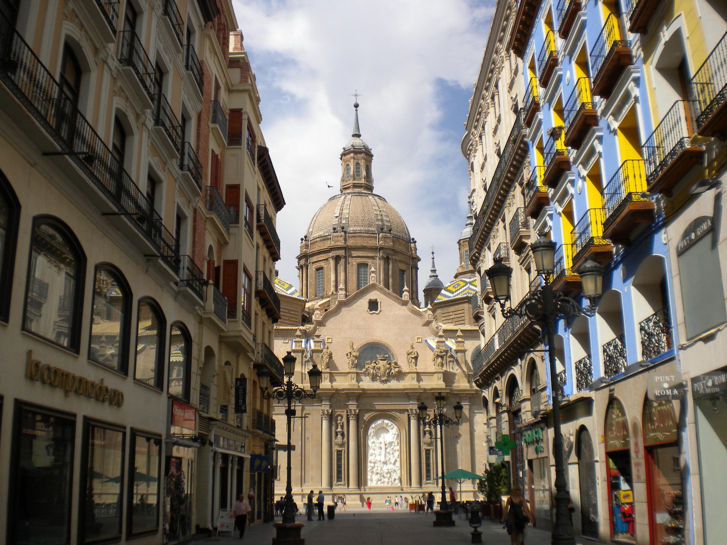 Basílica de Nuestra Señora del Pilar, Zaragoza