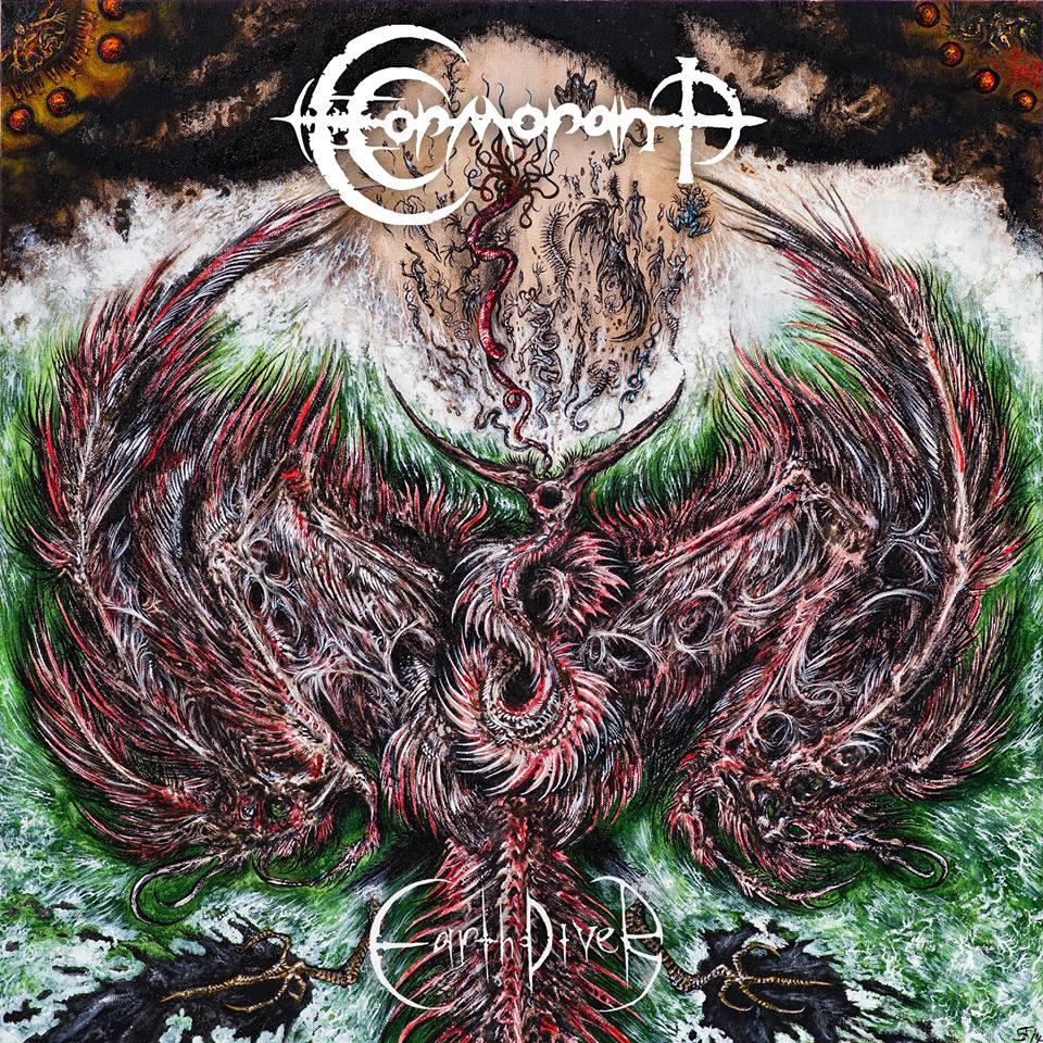 Cormorant • Earth Diver