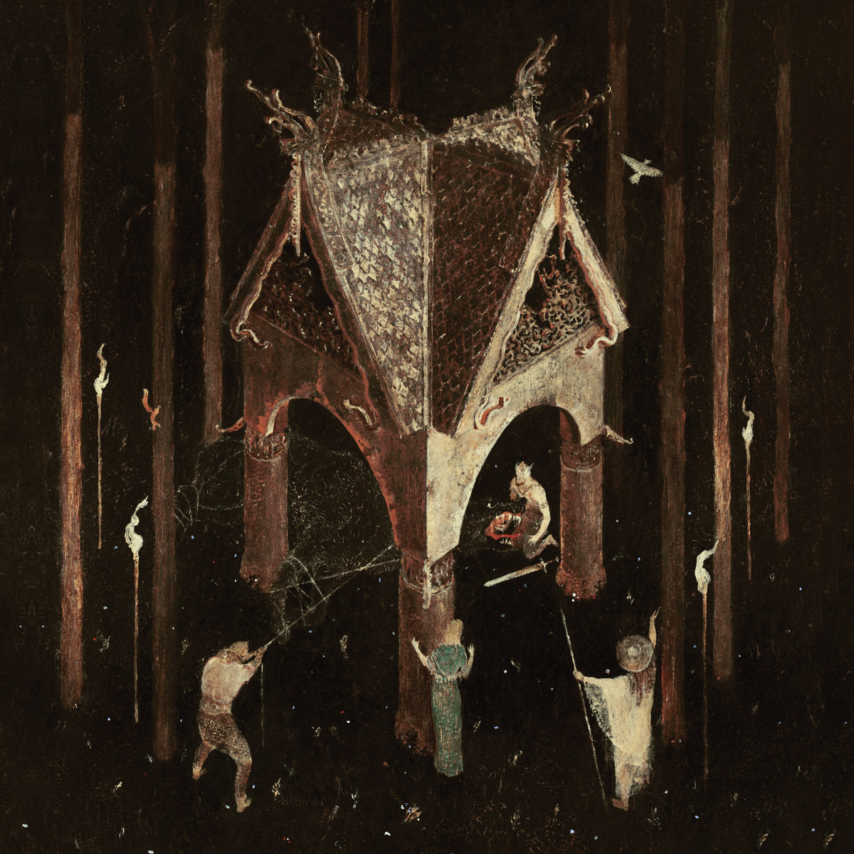 Wolves in the Throne Room • Thrice Woven