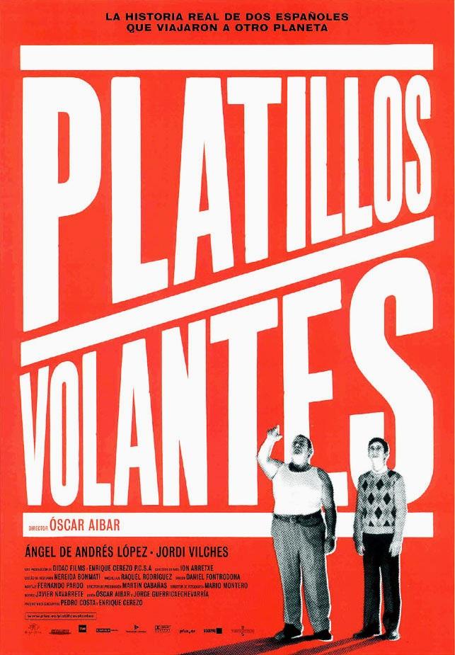 Platillos volantes  (Óscar Aibar 2003)