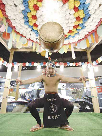 祭太郎 (パフォーマンス)  >>Profile