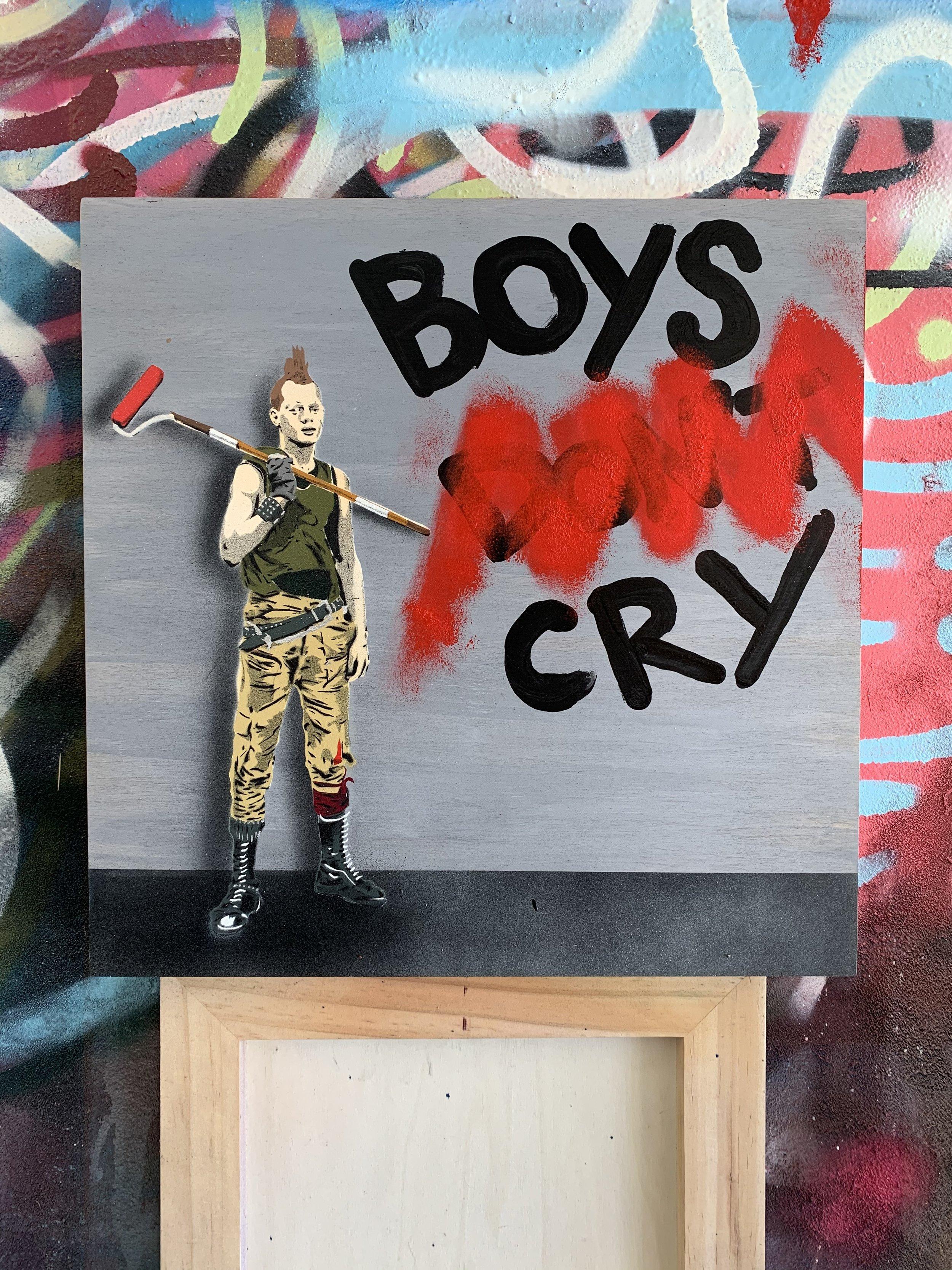 Boys Don't...Remix