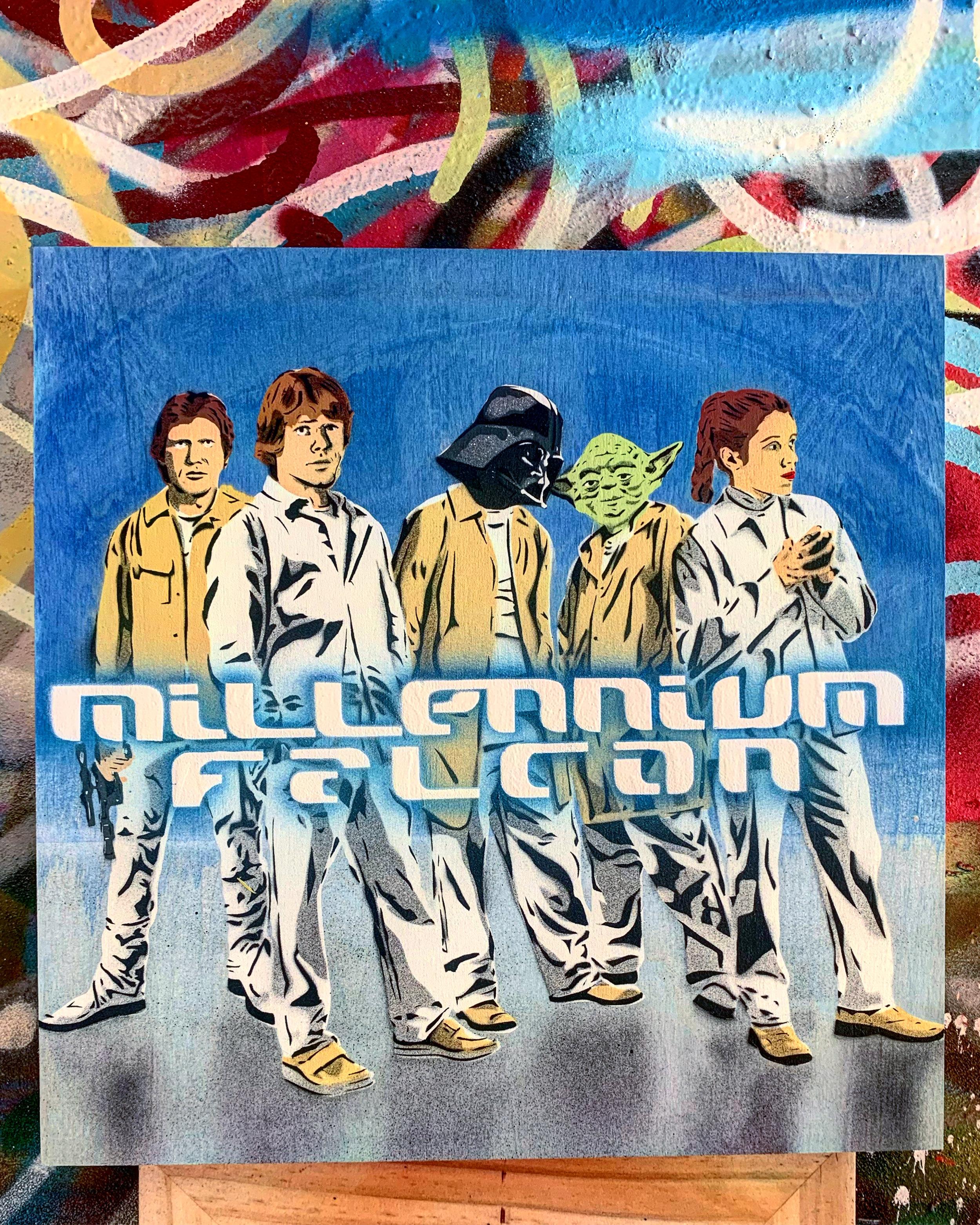 The Empire Strikes Backstreet Boys