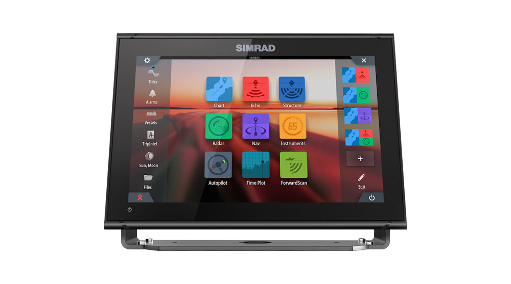 "Simrad 12"" Upgrade"