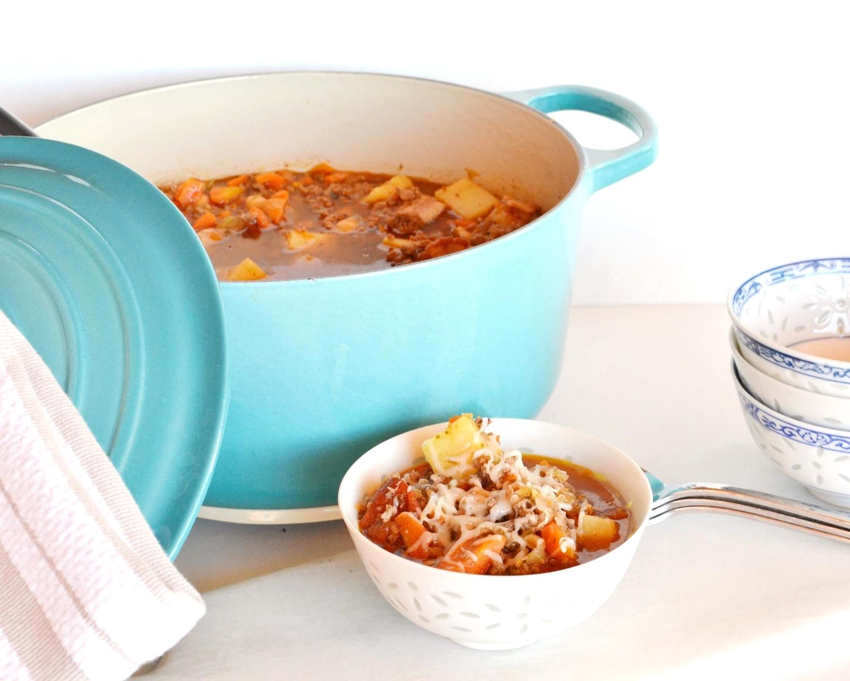 Boxwood Avenue | Paleo Kitchen Dump Soup