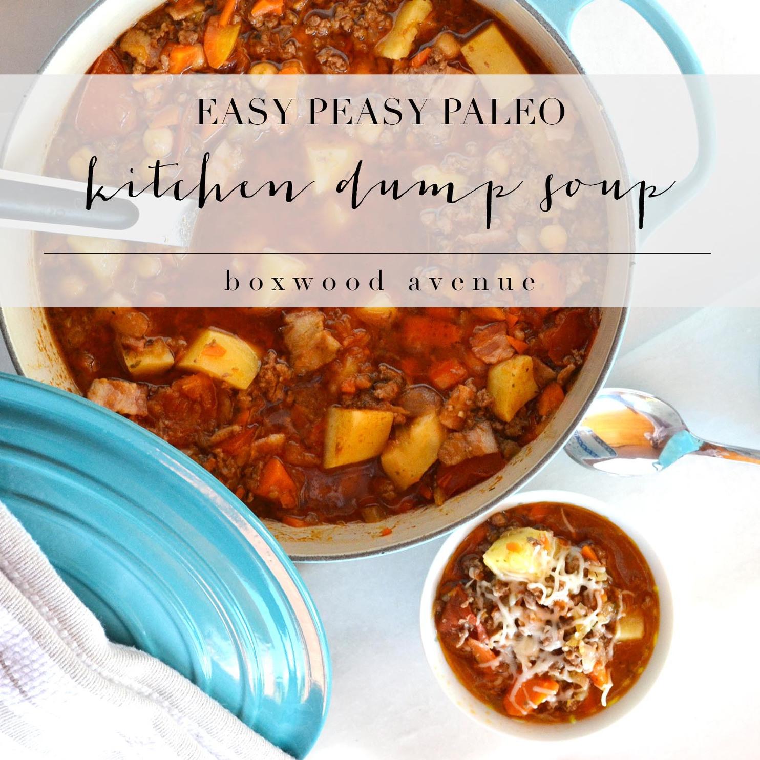 Boxwood Avenue | Easy Paleo Soup