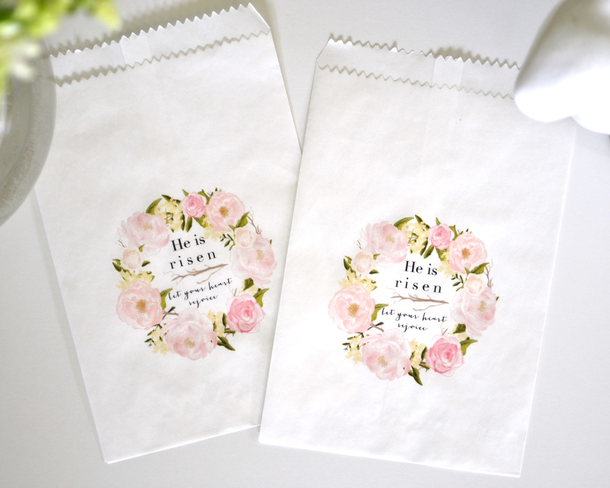 Free Download Easter Goodie Bag | Boxwood Avenue
