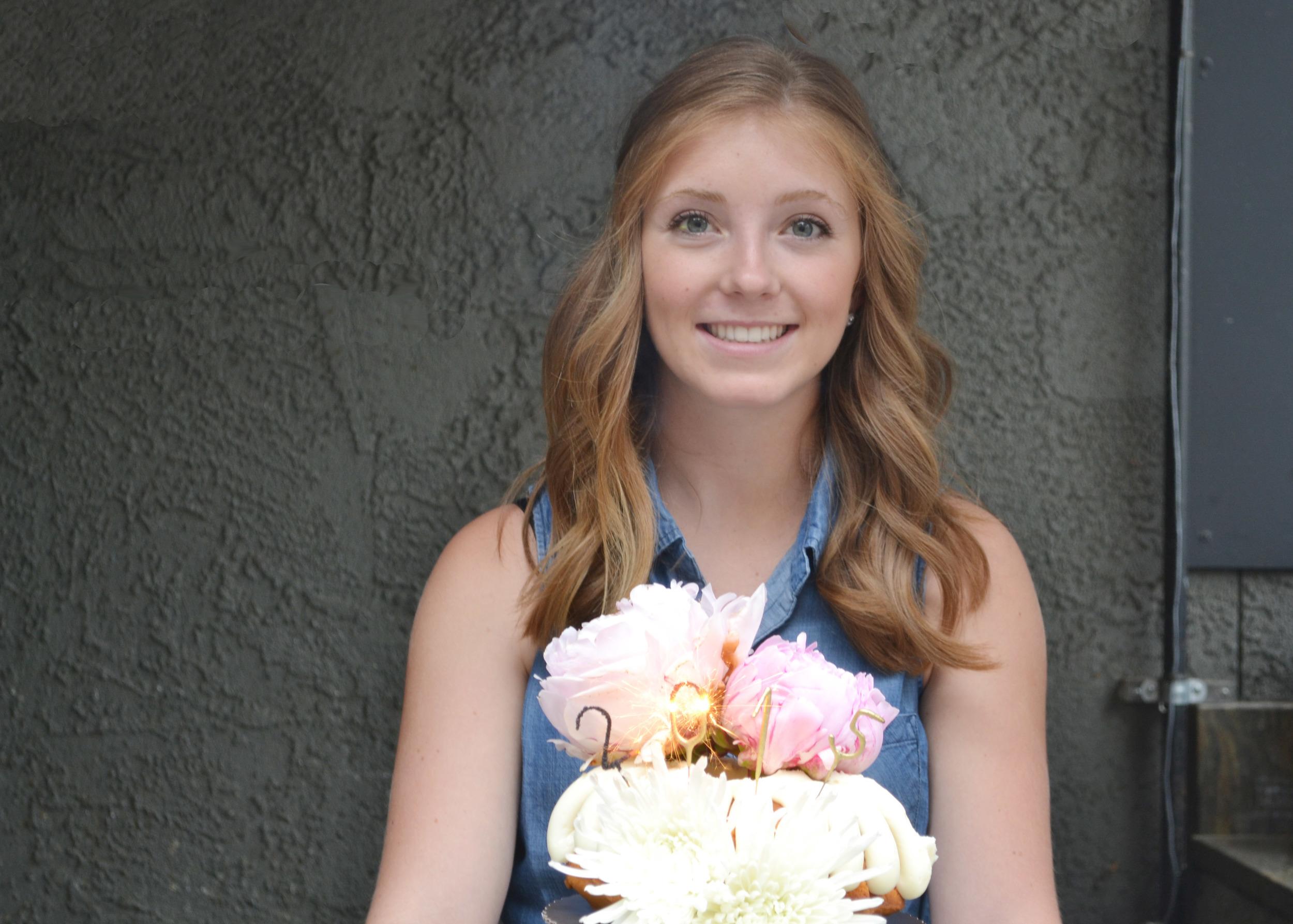 Girl's High School Graduation Party | Boxwood Avenue