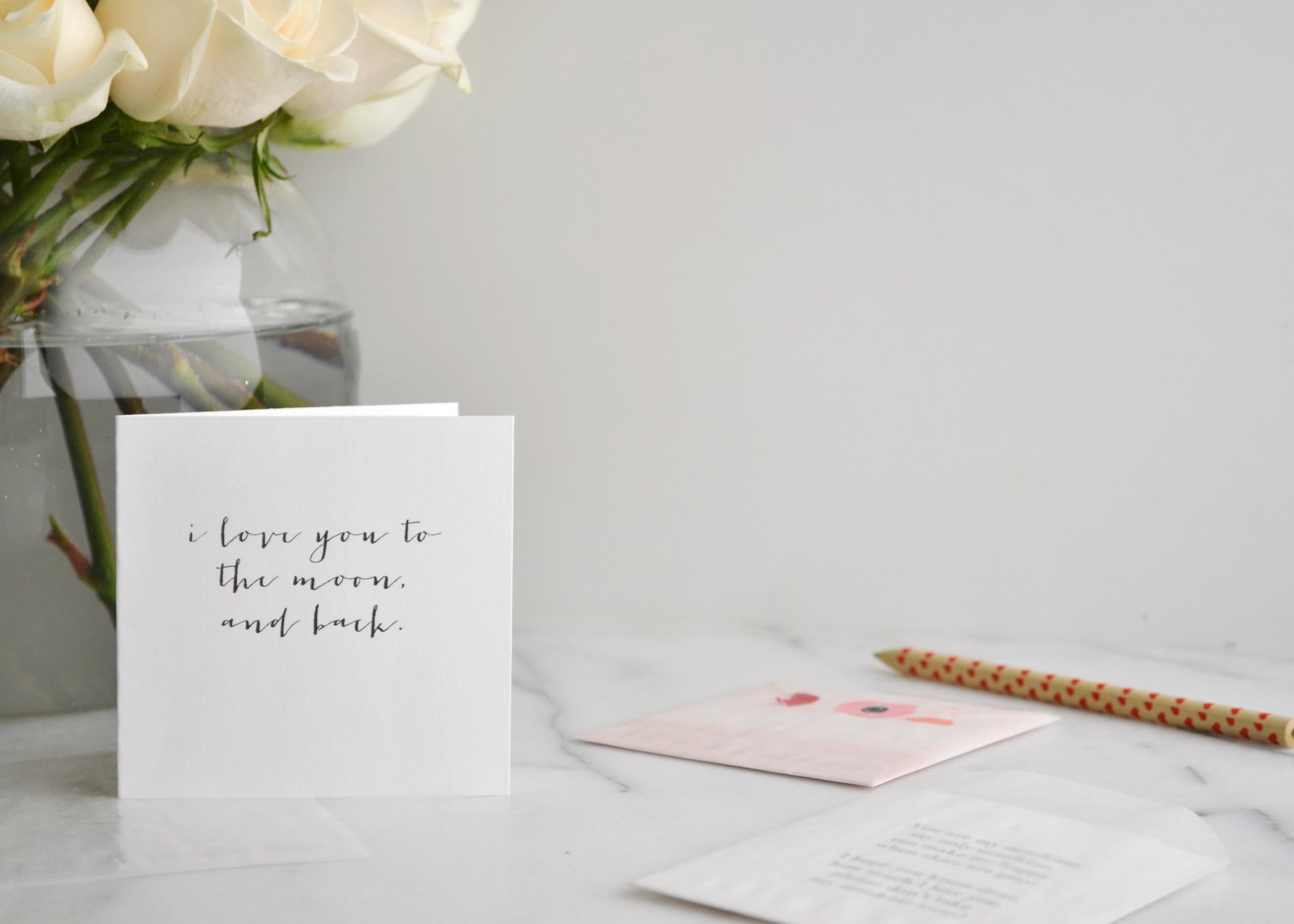 DIY Love Notes | Boxwood Avenue