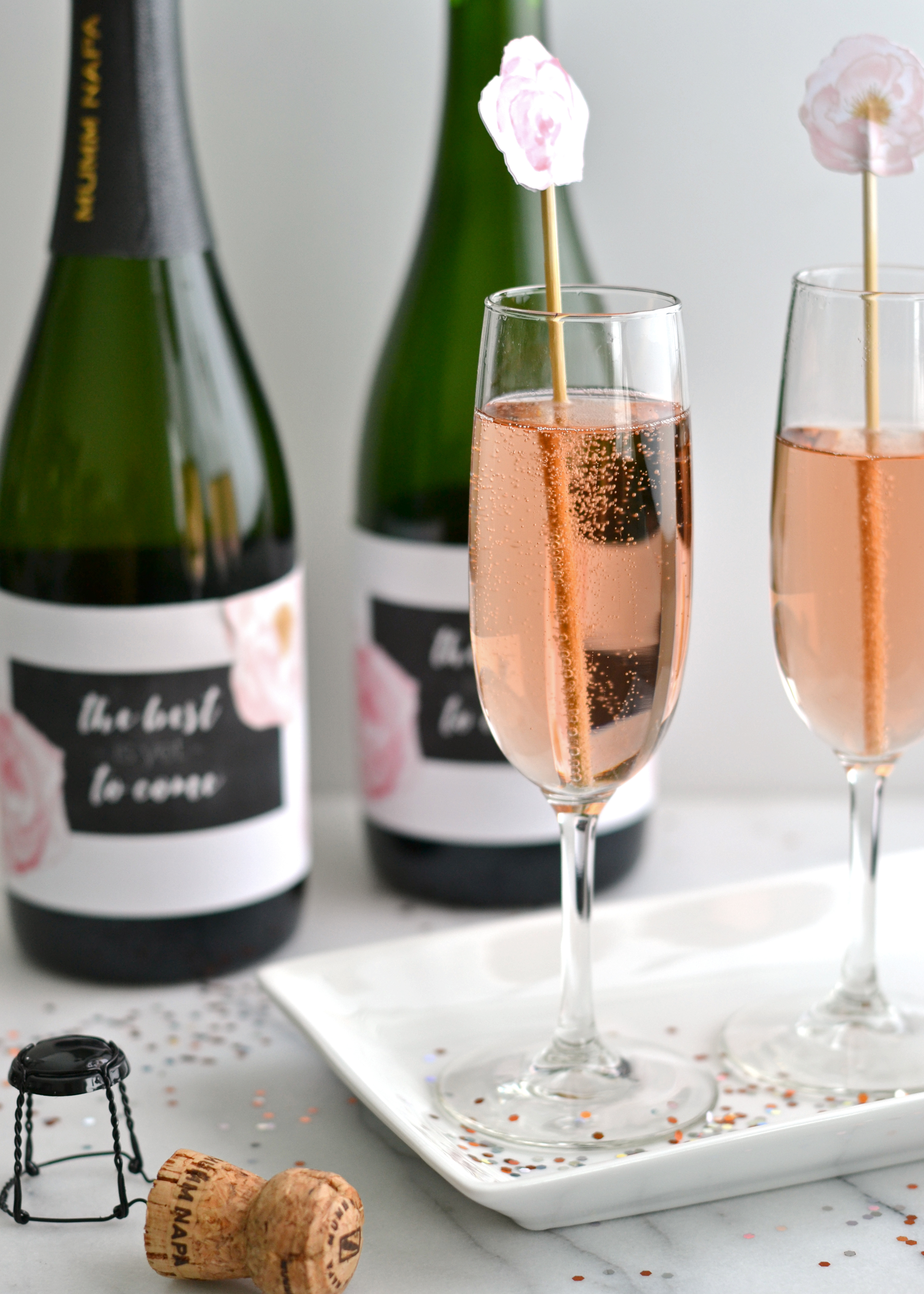 Cute cocktail party ideas! From boxwoodavenue.com