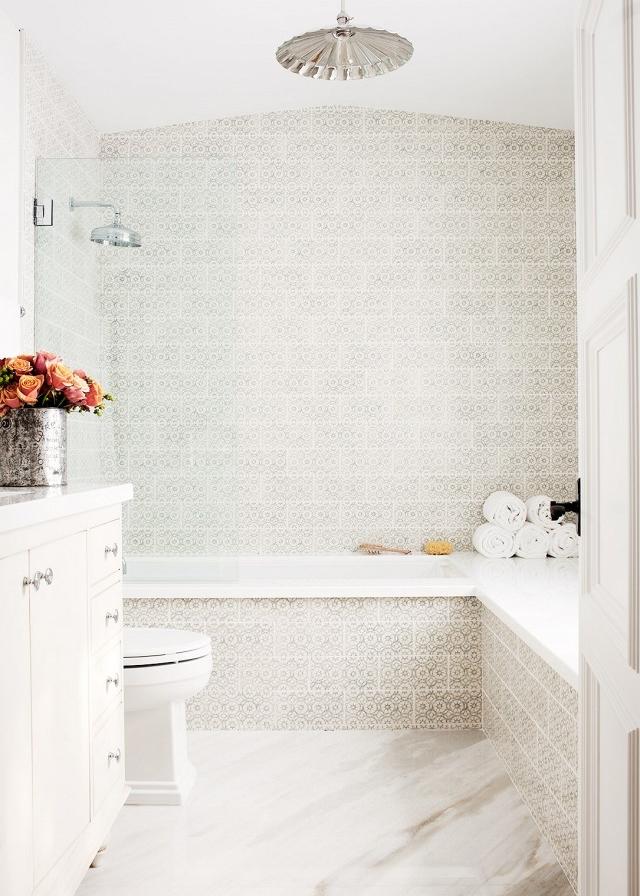 Amazing patterned & cement tile inspiration [Sabra Lattos | Irene Lovett]