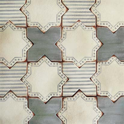 Great Resource for Terra Cotta Tiles - Tabarka Studios