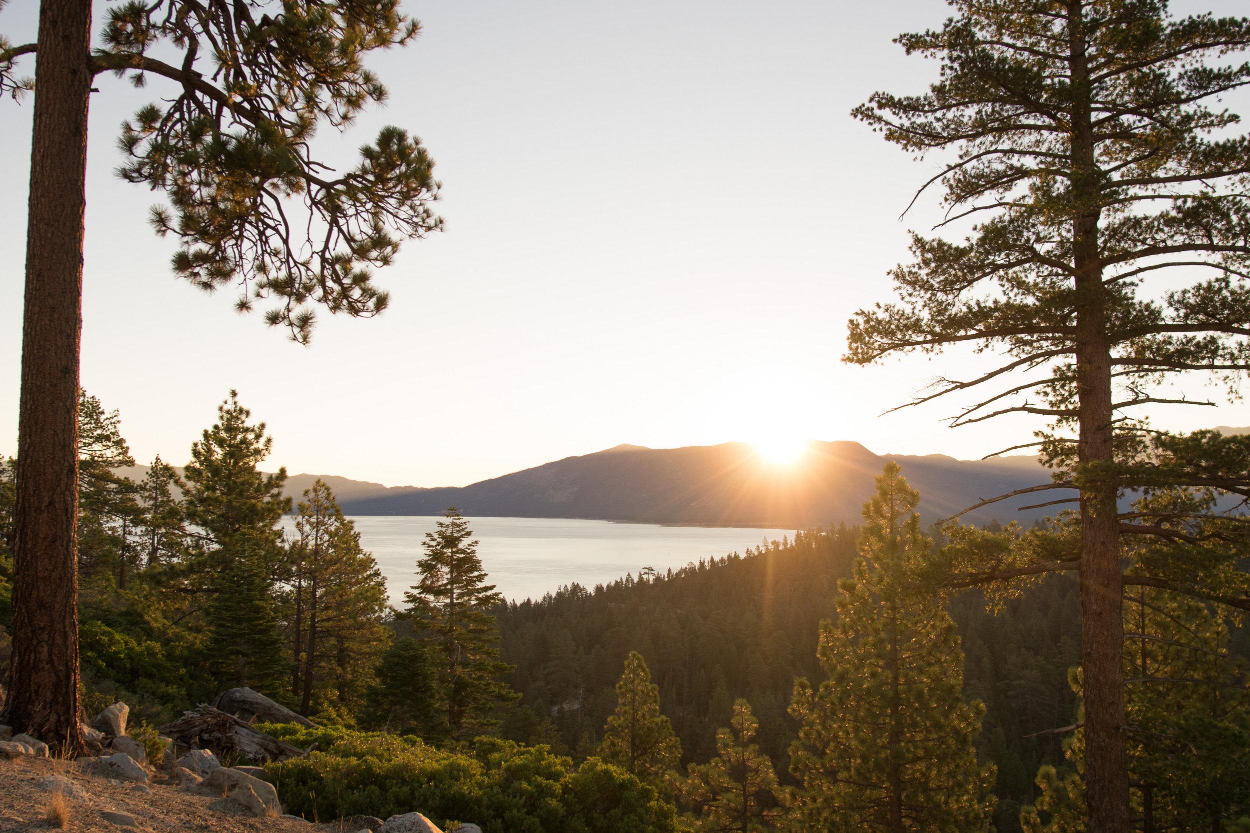 Boxwood AVenue's Lake Tahoe Wedding [David Newkirk photography]