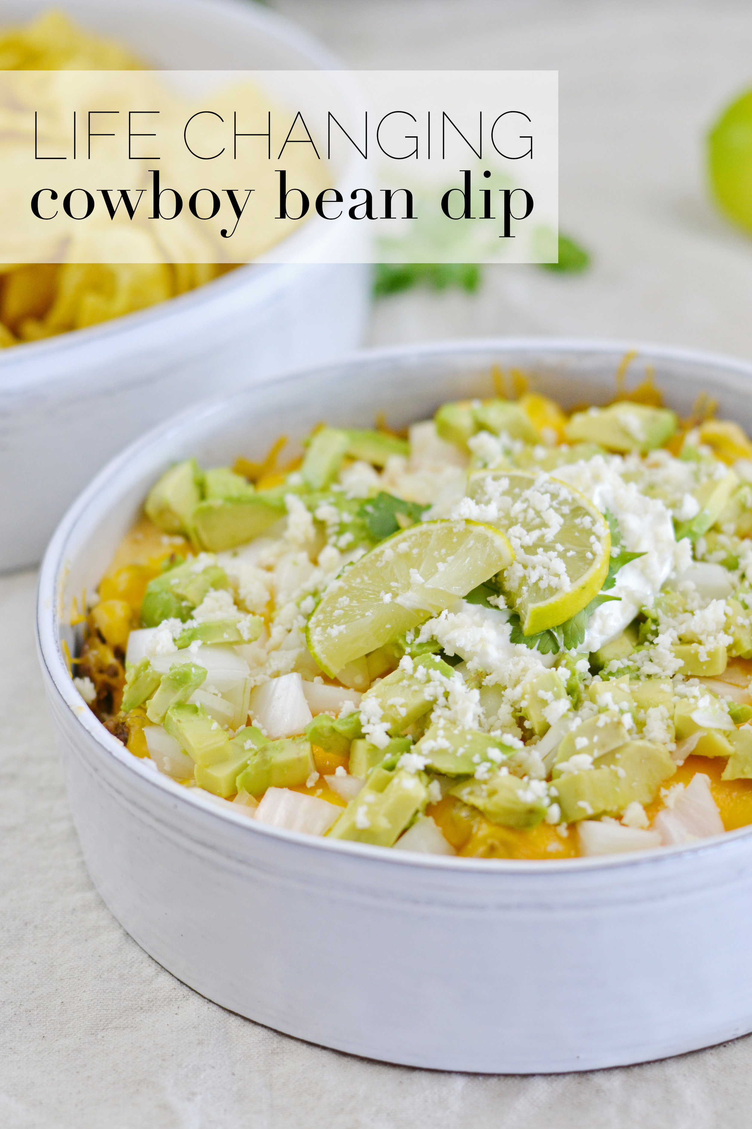 The best dip you'll ever have! Easy Game Day recipe to remember!