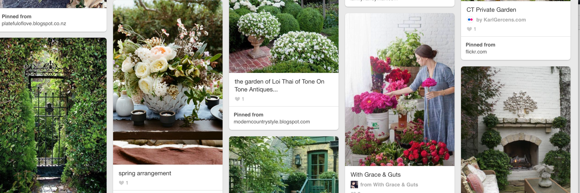 Boxwood Avenue on Pinterest