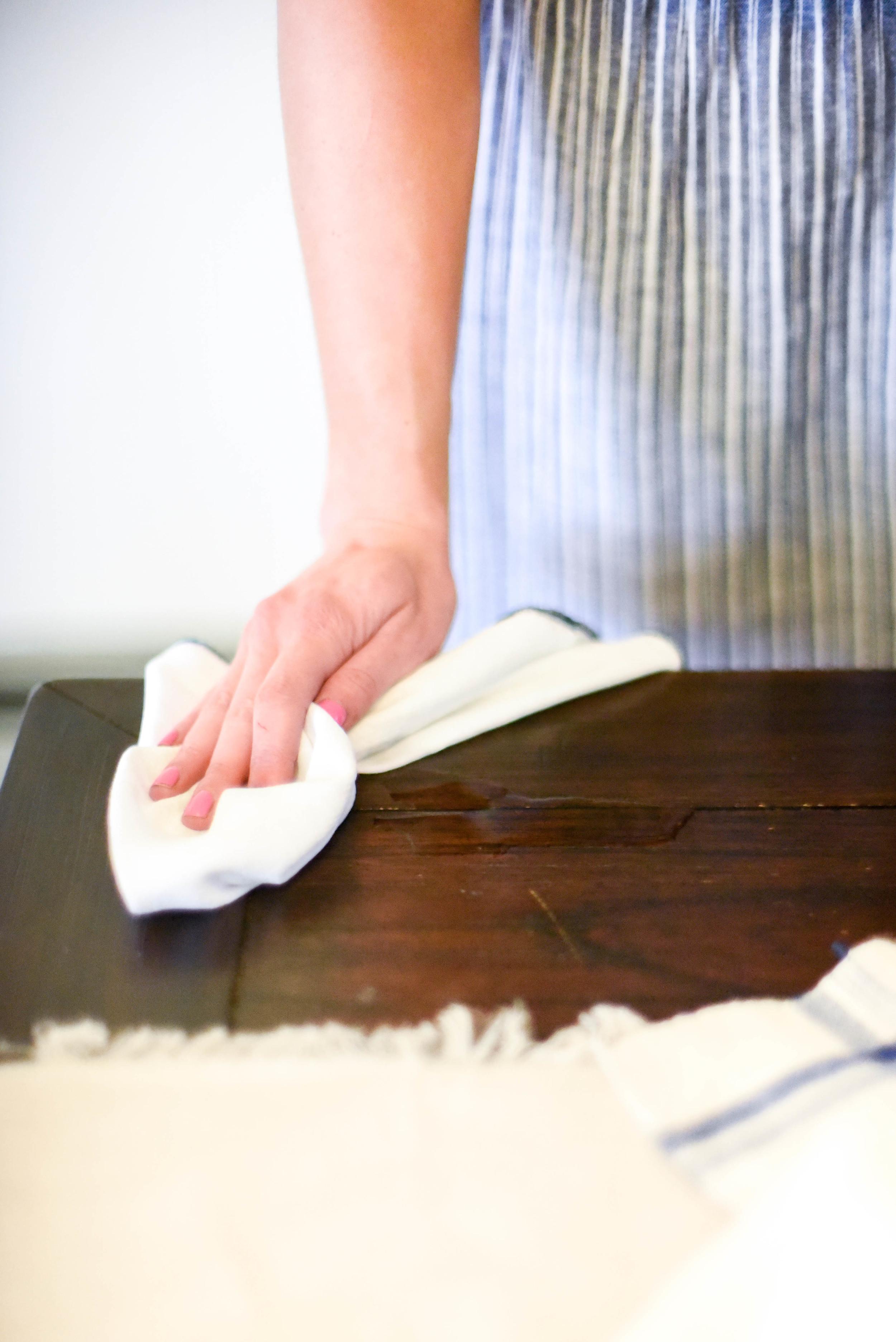 paperless paper towels tutorial