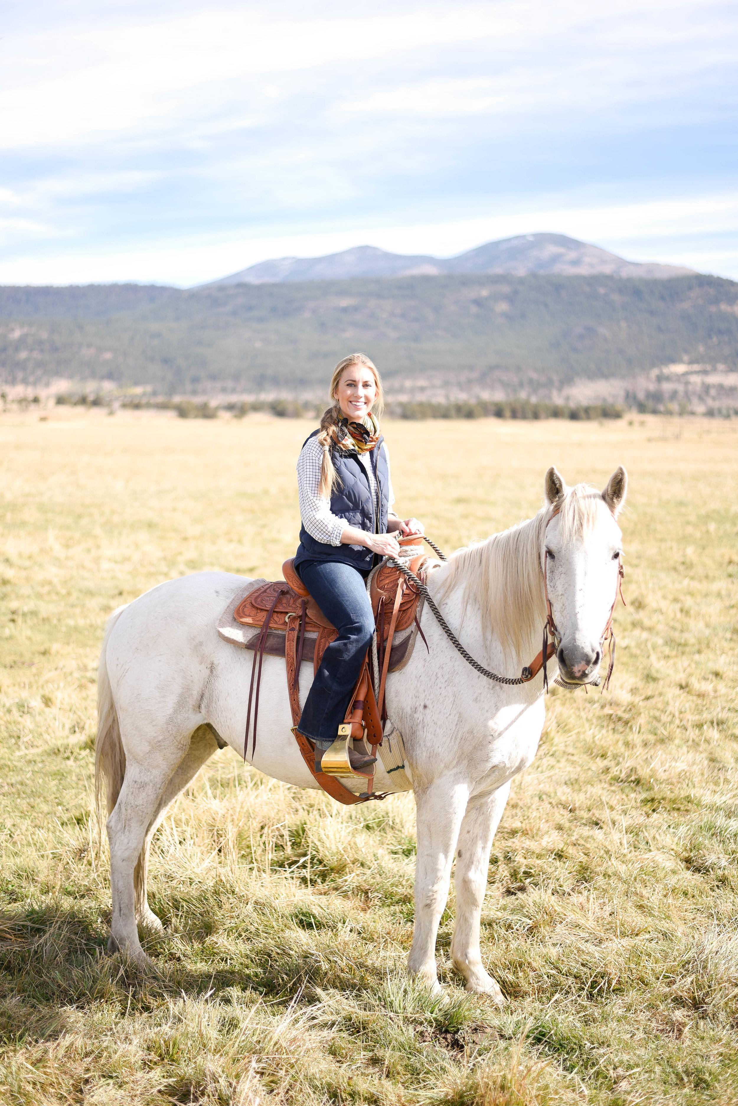 Boxwood Avenue   Ranch Life   Harwood Saddle