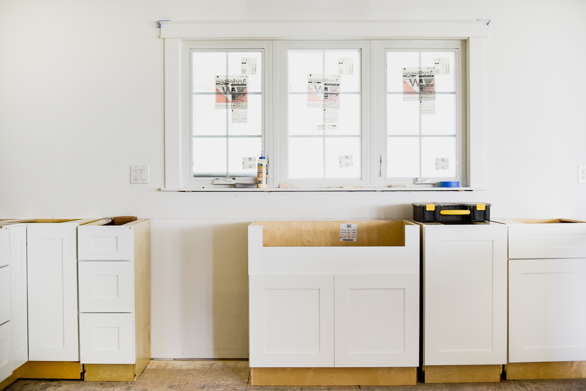 Sollid Cabinetry Value Series White | boxwoodavenue.com