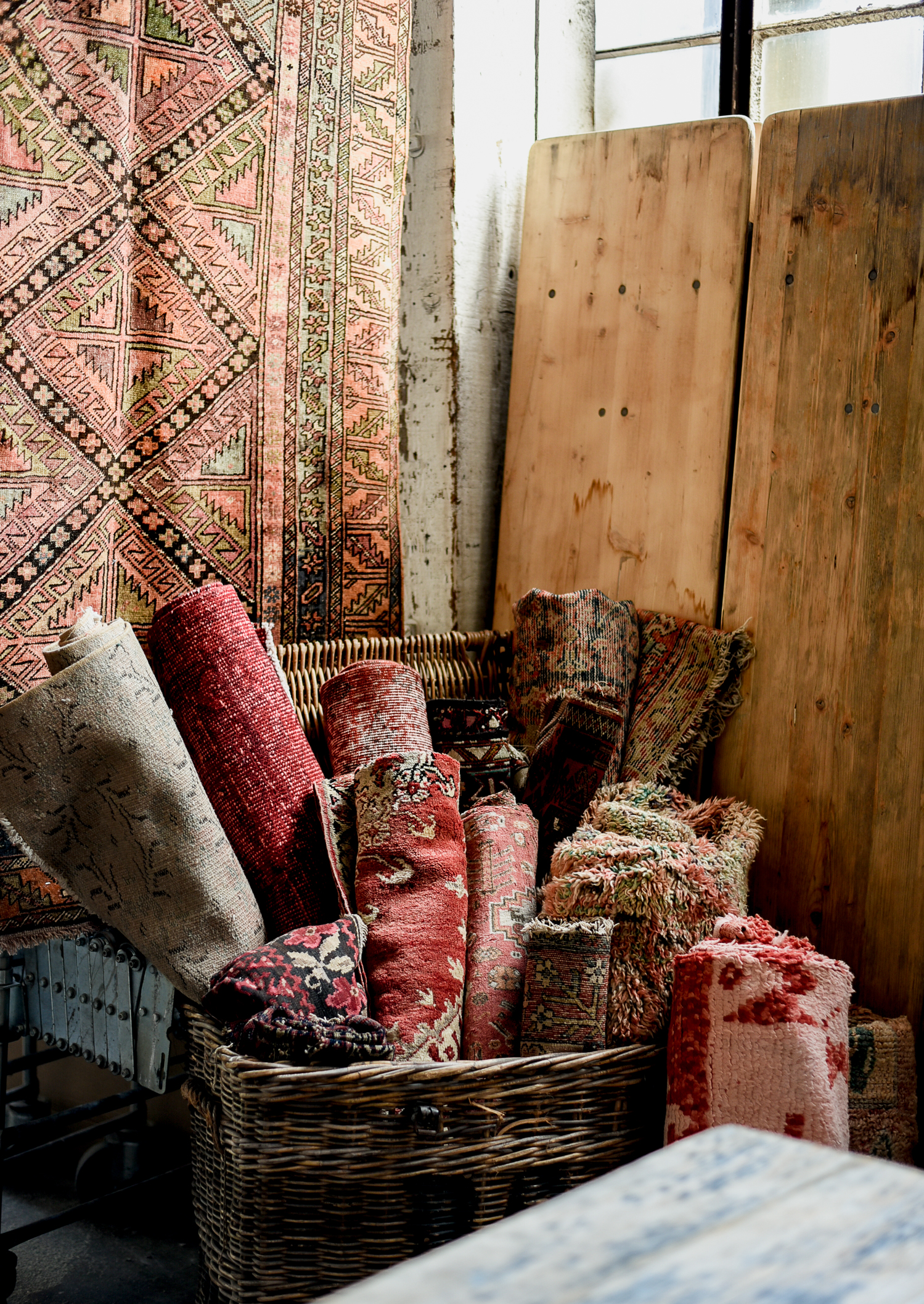 The Absolute Best Guide To Vintage Rug Shopping
