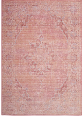 Pink Area Rugs to Accent Your Home // boxwoodavenue.com