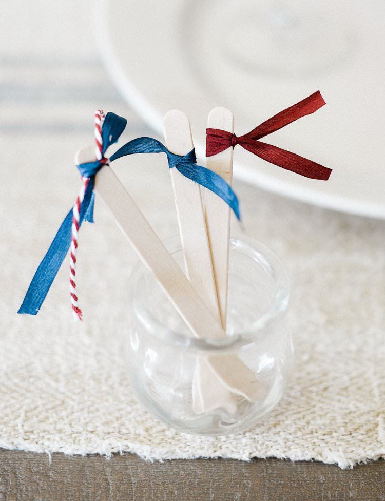 Simple fourth of July party ideas from boxwoodavenue.com