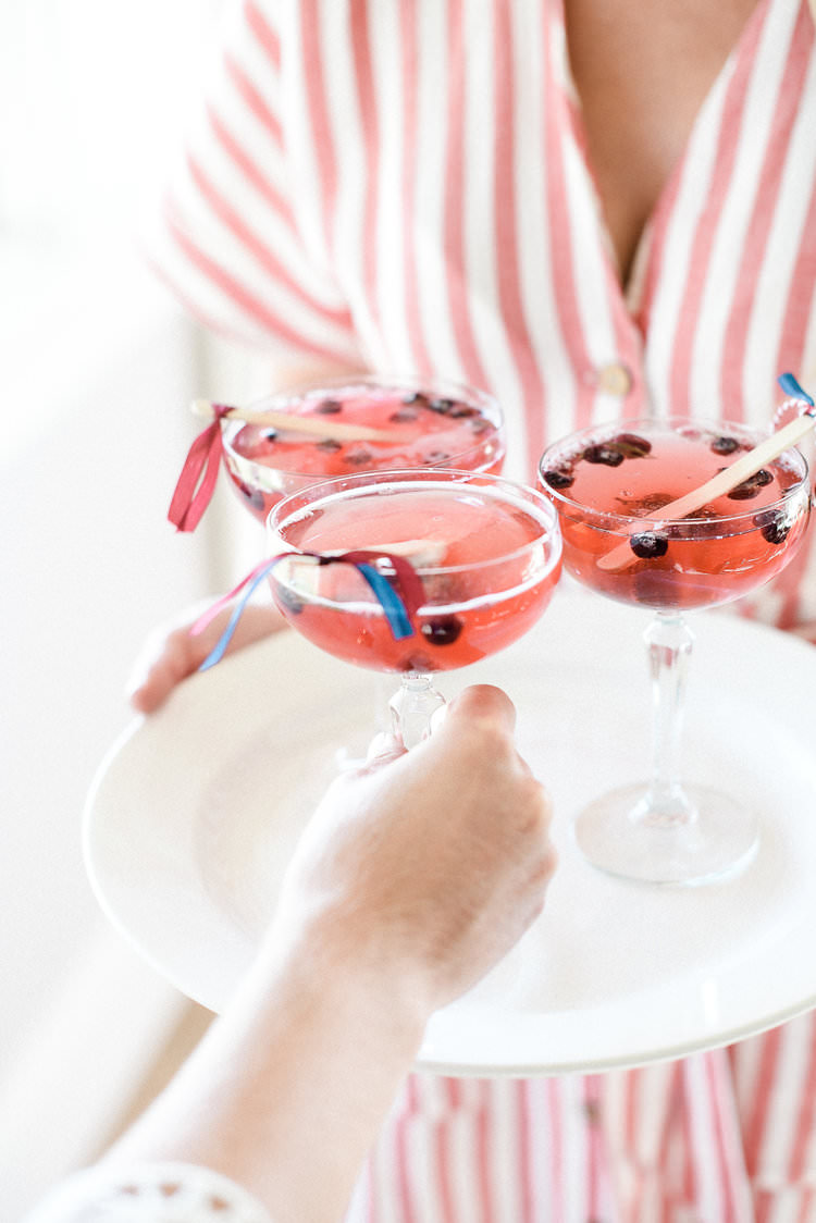 Fourth of July Party Ideas: DIY Cocktail Stir Sticks