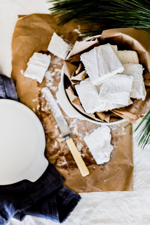 10 Christmas Treats Recipes (feat. homemade marshmallows) | boxwoodavenue.com