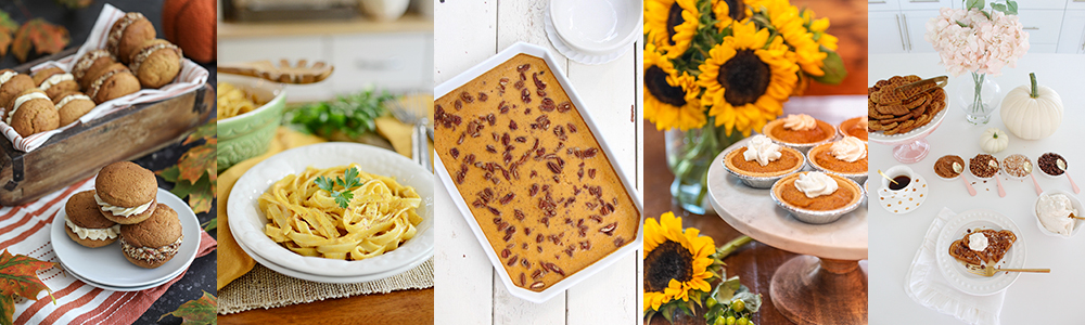 Pumpkin recipes for autumn boxwoodavenue.com