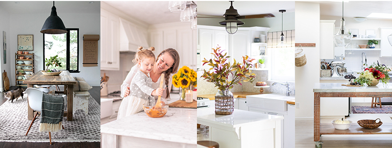kitchen decorating ideas for fall