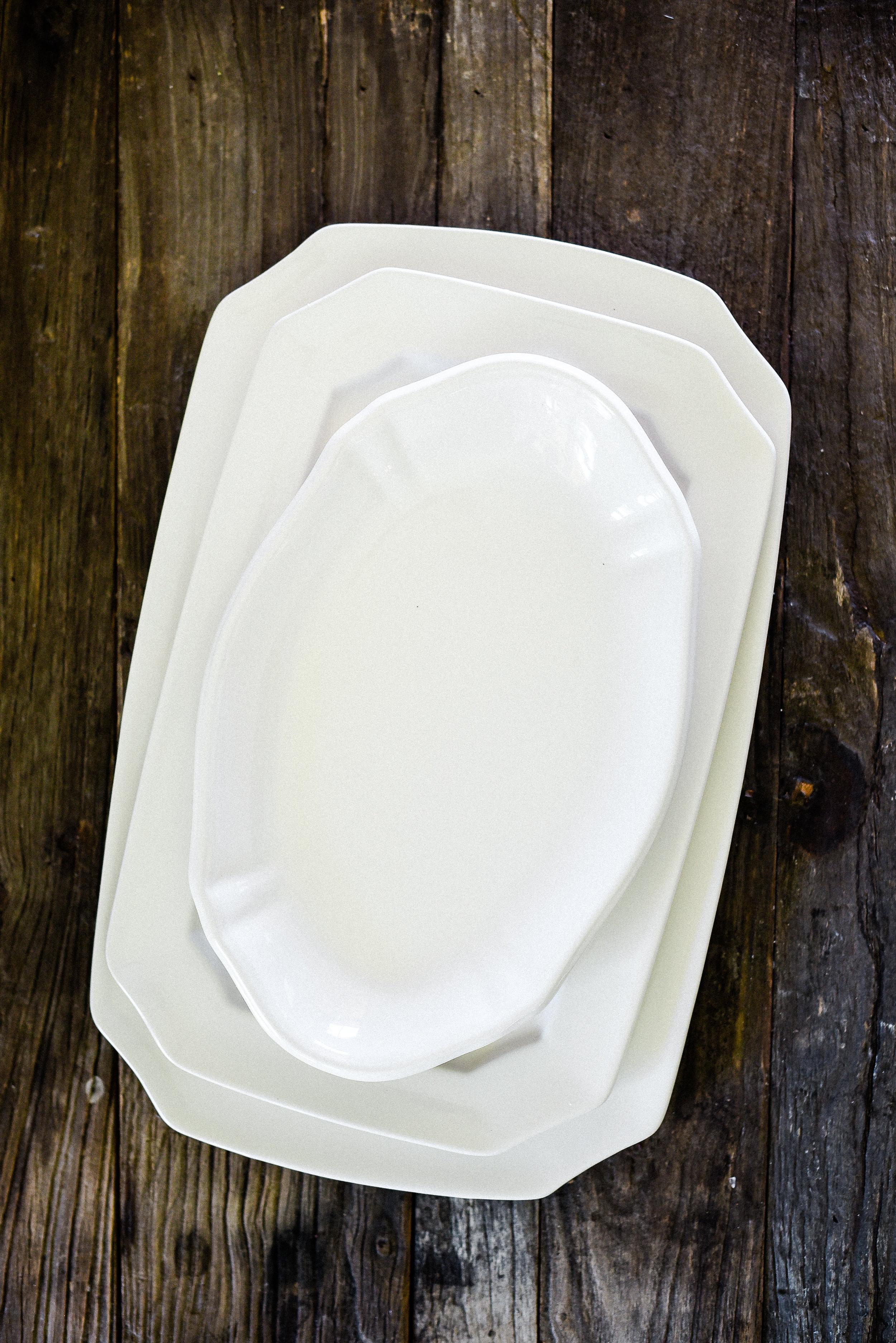 Flea Market Platters
