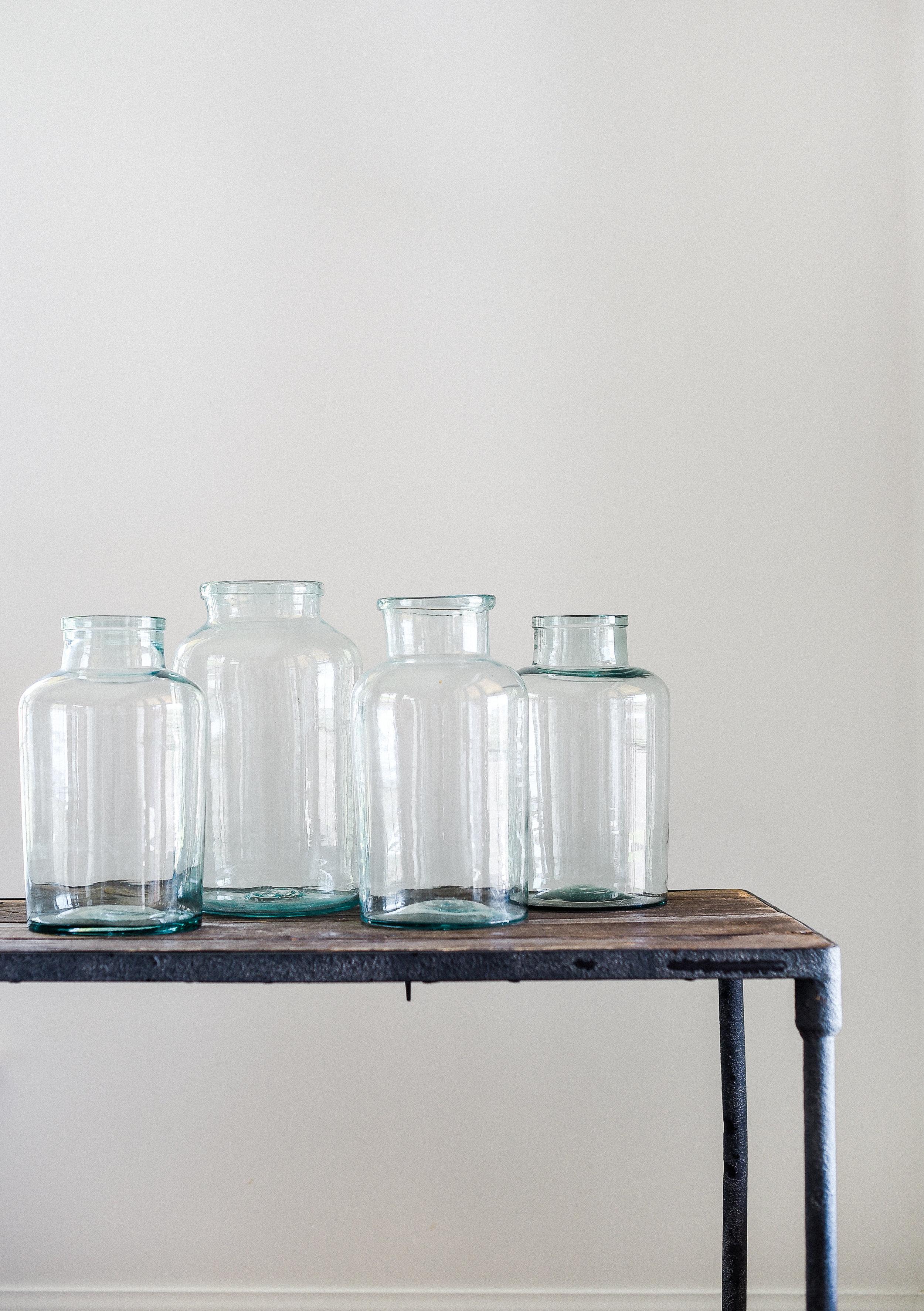 Vintage French Pickling Jars
