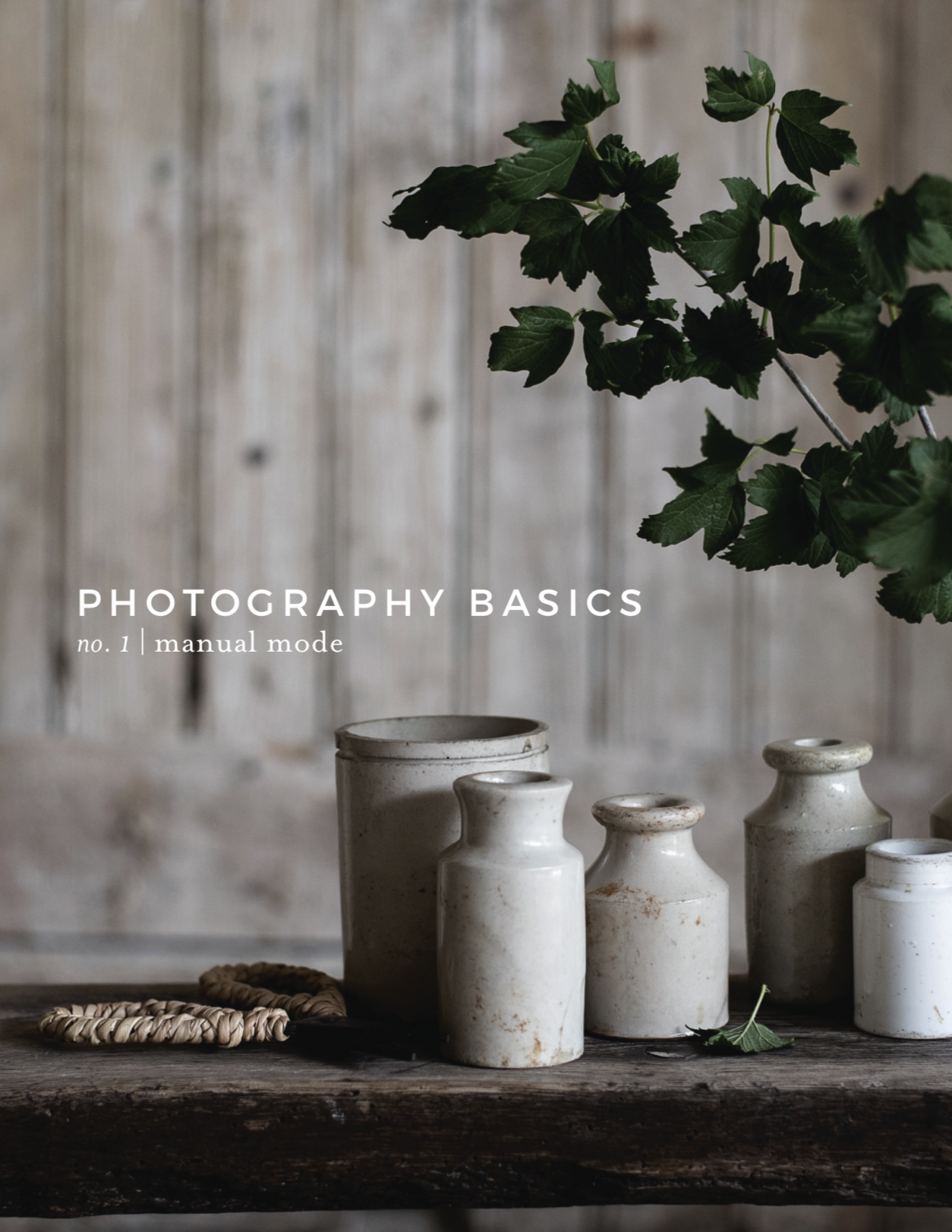 Photography basics | master manual mode - Whether you are interested in learning photography for your small business, blog, or just for fun, our e-book breaks down manual mode into easily digestible chunks. We will cover aperture, shutter speed, and ISO in this course so that you can take control of your camera with confidence!