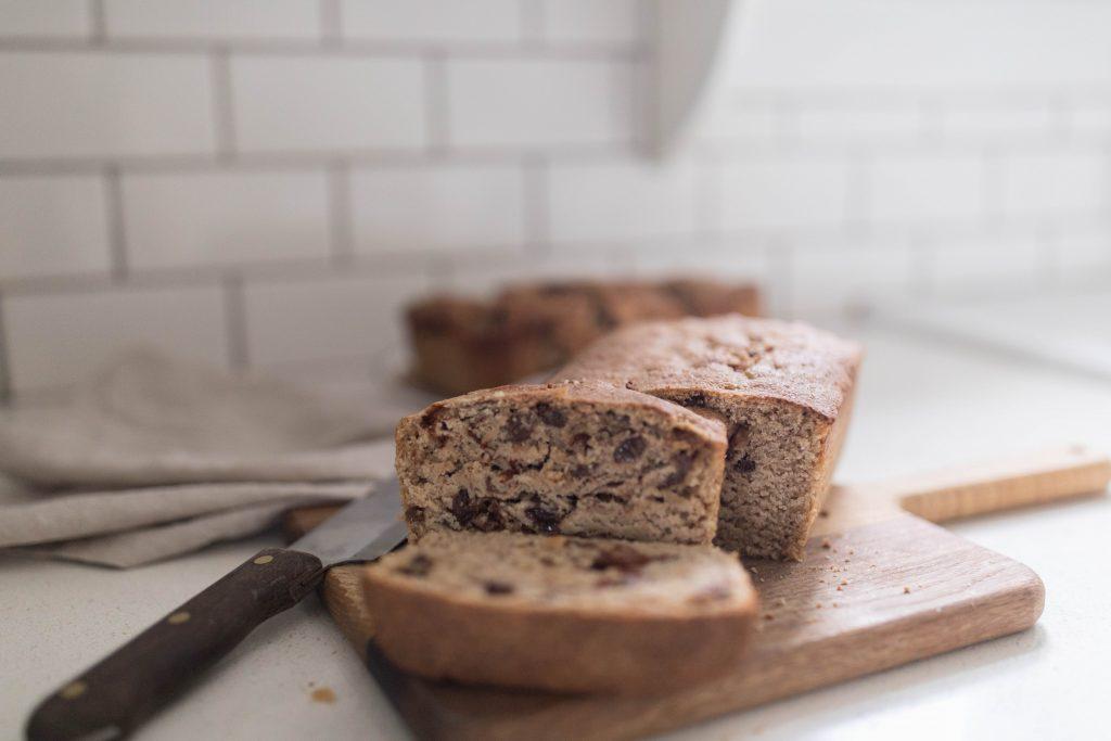 Cinnamon Raisin Sourdough Bread