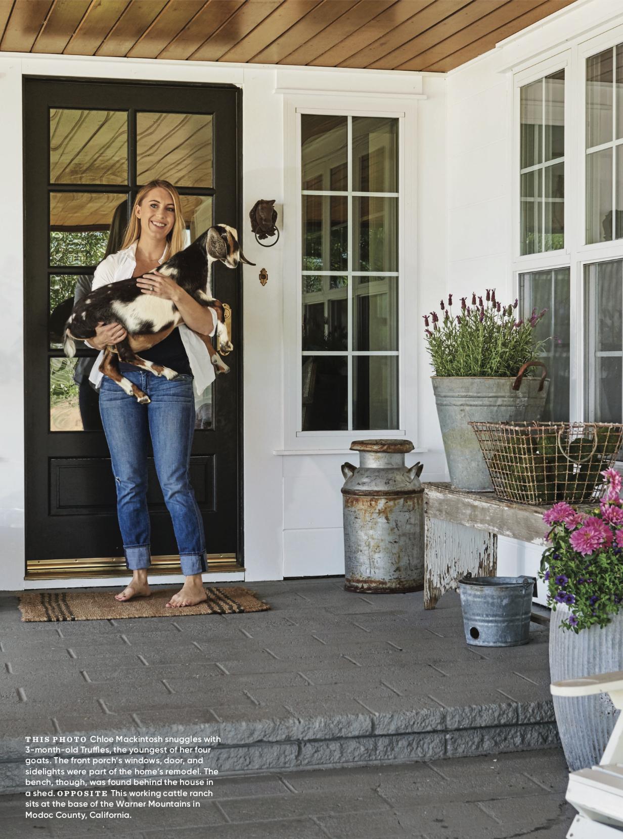 Farmhouse+porch+with+baby+goat+white+shiplap+exterior+and+black+farmhouse+door.+#farmhousestyle+#farmhousedoor copy.jpg