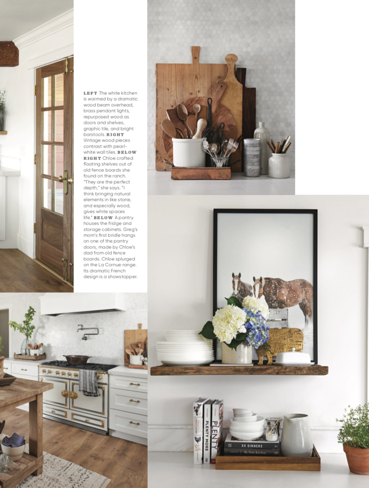 Farmhouse+kitchen+design+with+French+range+and+equestrian+print+|+#farmhousekitchen+#farmhousedecor copy.jpg