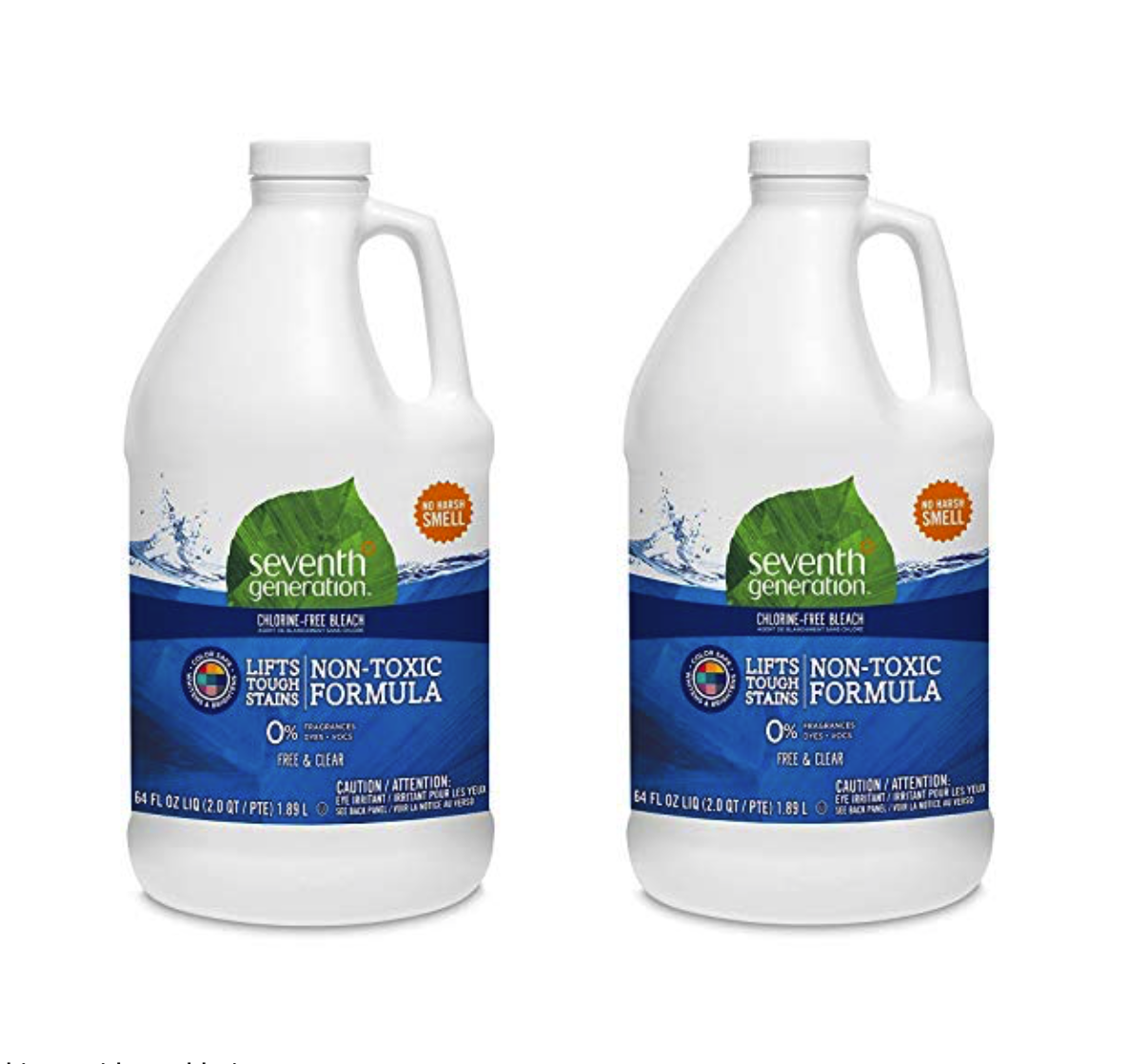 Best green clean bleach for all natural cleaning