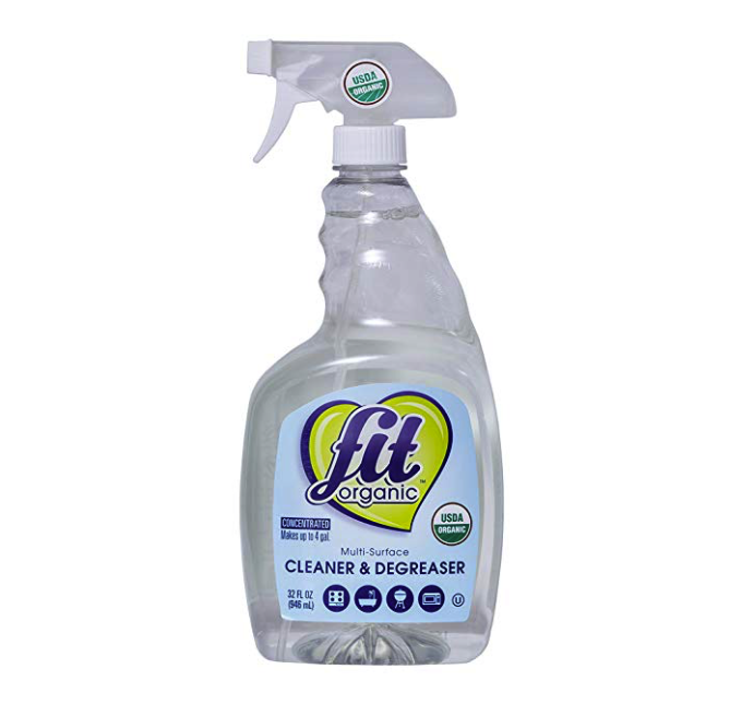 Green Clean degreaser for kitchen