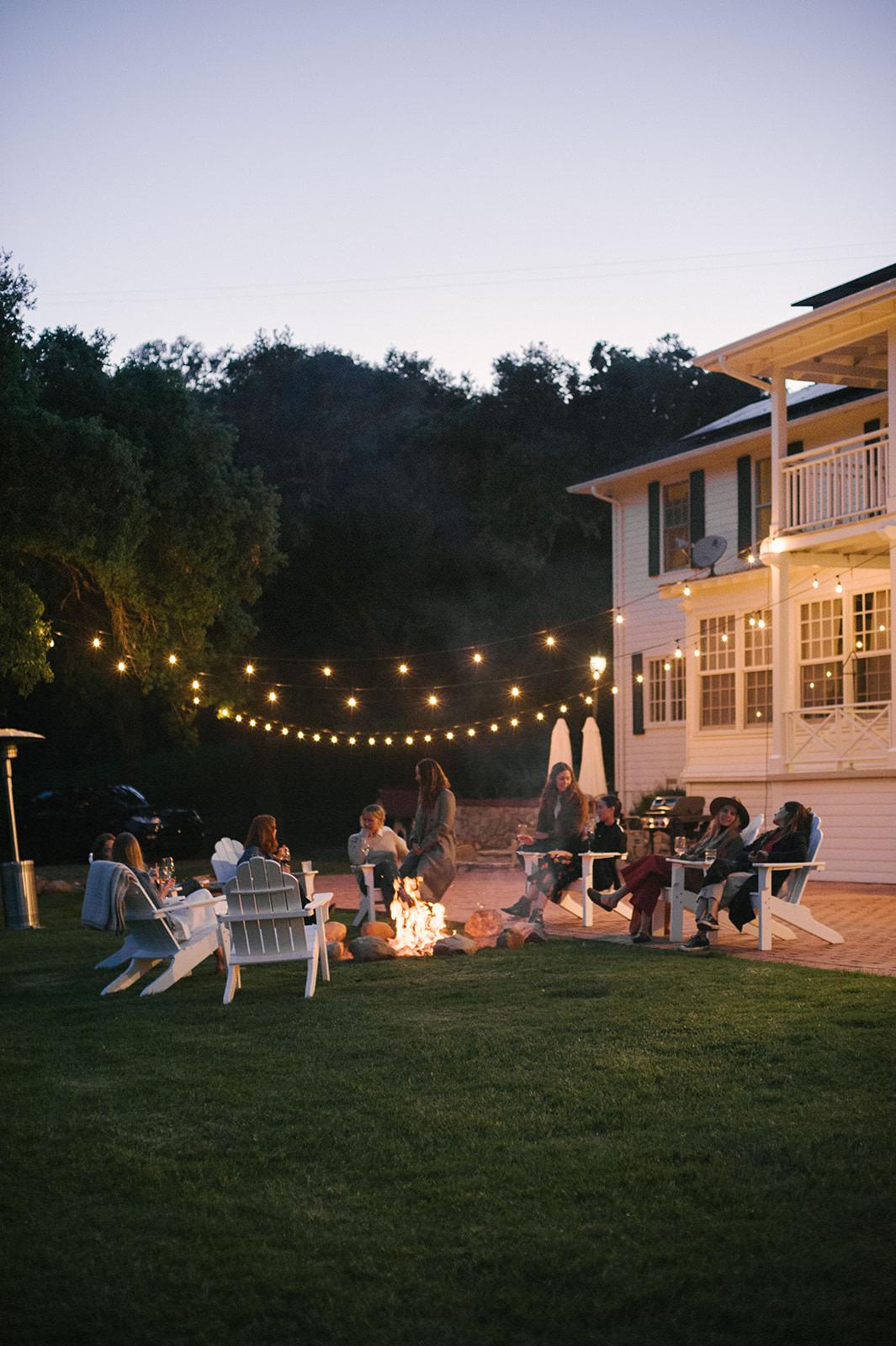 Pacific Natural at Folded Hills Ranch celebrating Jenni Kayne!
